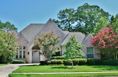 Coppell Single Family Home Active Contingent: 1040 Creek Crossing