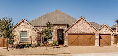 Mclendon Chisholm Single Family Home Active Option Contract: 1412 Corrara Drive