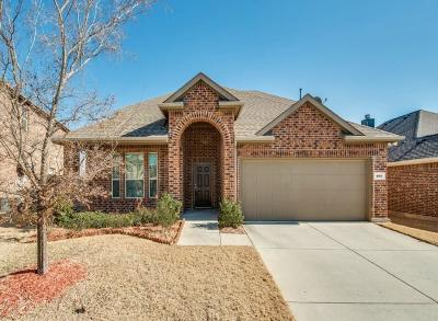 McKinney Single Family Home For Sale: 205 Sandy Creek Way