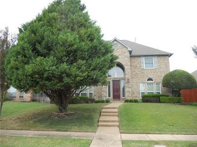 Plano Single Family Home For Sale: 7101 Dobbins Drive