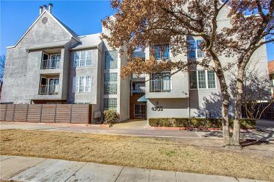 Dallas Condo For Sale: 4303 Buena Vista Street #306