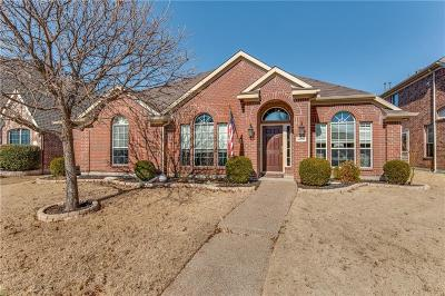 McKinney Single Family Home For Sale: 9400 Stonewood Drive