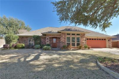 Grapevine Single Family Home For Sale: 4101 Windomere Drive