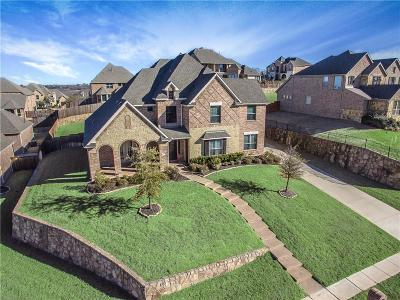 Keller Single Family Home For Sale: 1617 Emerald Knoll Court