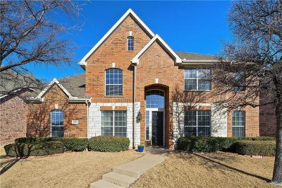 Frisco Single Family Home For Sale: 15010 Alstone Drive