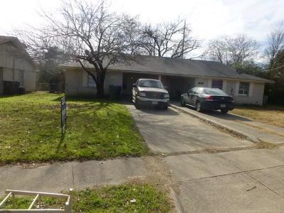 Garland Residential Lease For Lease: 1906 Frances Drive