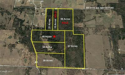 Farm & Ranch For Sale: 45ac. County Road 115