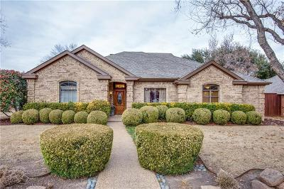 Coppell Single Family Home For Sale: 728 Villawood Lane