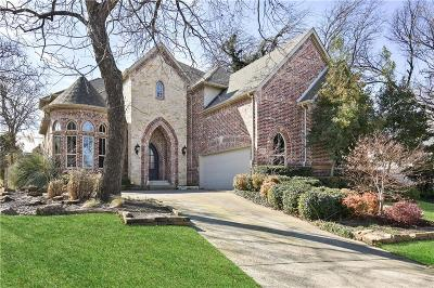 Dallas TX Single Family Home For Sale: $899,000