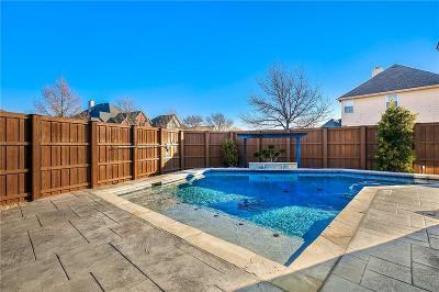 Allen Single Family Home For Sale: 1534 Bethlehem Road