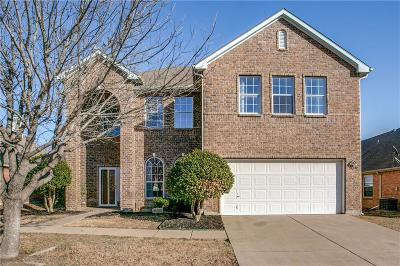 Fort Worth Single Family Home For Sale: 16240 Red River Lane