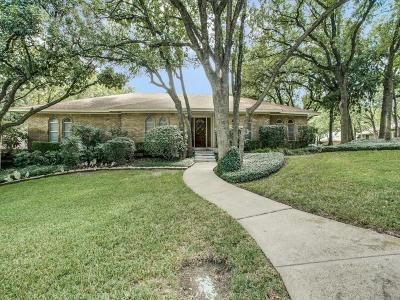 Arlington Single Family Home For Sale: 1709 Highview Street