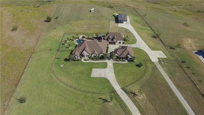 Fort Worth Single Family Home For Sale: 120 Aledo Ridge Road