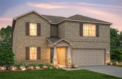 Forney TX Single Family Home For Sale: $278,180