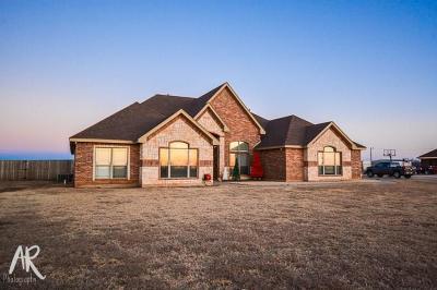 Abilene Single Family Home For Sale: 7065 Maple Street