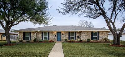 Carrollton Single Family Home For Sale: 2504 Canterbury Drive