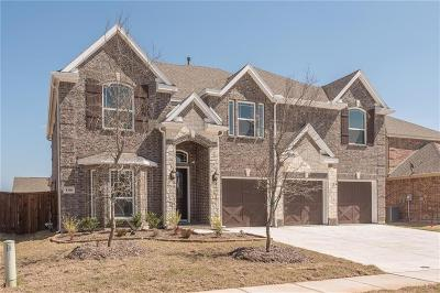 Celina Single Family Home For Sale: 4300 Mineral Creek Trail