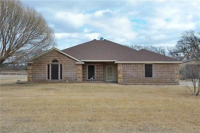 Weatherford Single Family Home For Sale: 100 Daffodil Court