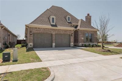 The Colony Single Family Home For Sale: 2700 Waterford