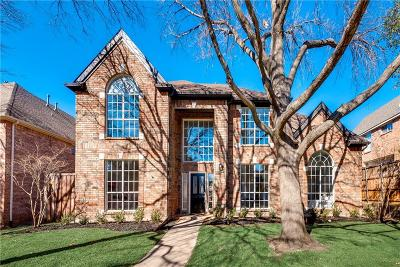 Plano Single Family Home For Sale: 4413 McKavett Drive