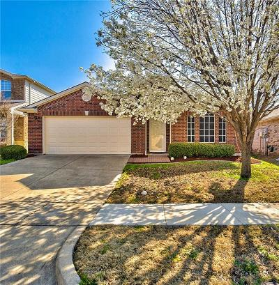 Wylie Single Family Home Active Option Contract: 208 Admiral Drive