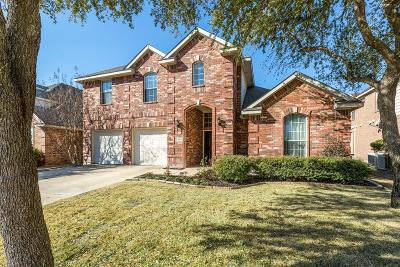 Rowlett Single Family Home Active Option Contract: 7909 Stonehaven Lane