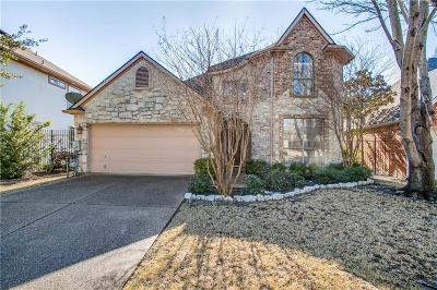 Dallas Single Family Home For Sale: 1279 Waterside Circle