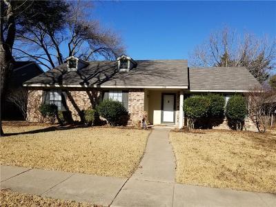 Garland Single Family Home For Sale: 109 Rustic Ridge Drive