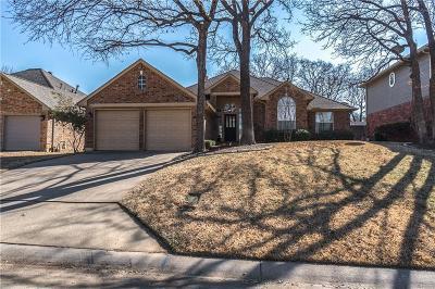 Highland Village Single Family Home For Sale: 2535 Rosedale Street