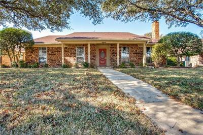 Garland Single Family Home For Sale: 2405 Golden Oaks Drive