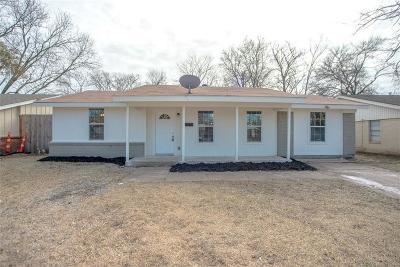 Dallas Single Family Home For Sale: 8838 Donnybrook Lane