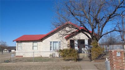 Mineral Wells Single Family Home For Sale: 909 12th Street