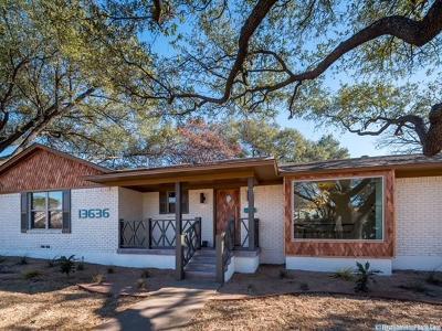 Dallas Single Family Home For Sale: 13636 Far Hills Lane