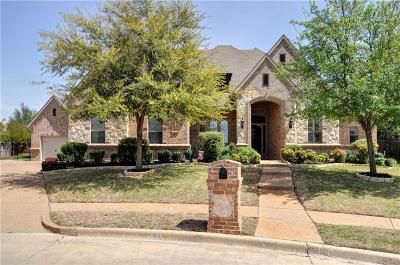 North Richland Hills Single Family Home For Sale: 9113 Cedar Bluffs Drive