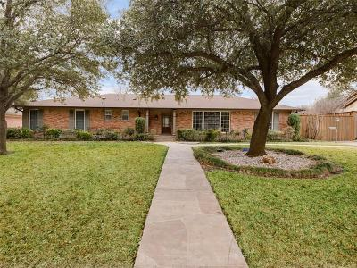 Single Family Home For Sale: 6518 Azalea Lane