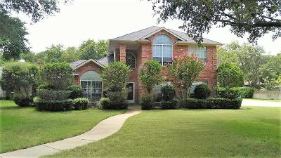 Flower Mound Single Family Home For Sale: 5309 Rawlings Court