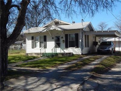 Brown County Single Family Home For Sale: 1307 Avenue I