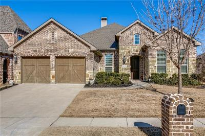 McKinney Single Family Home For Sale: 6600 Spring Wagon Drive