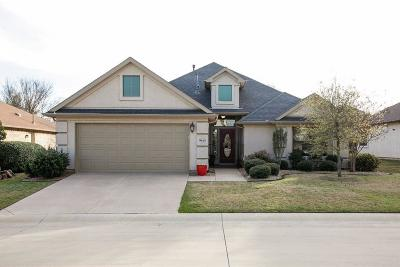 Denton Single Family Home For Sale: 9613 Teakwood Avenue