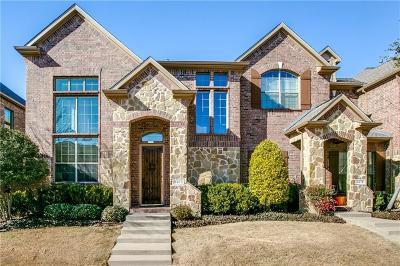 Plano Townhouse For Sale: 8613 Pauline Street