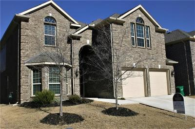 Little Elm Single Family Home For Sale: 14217 Winter Hill Drive