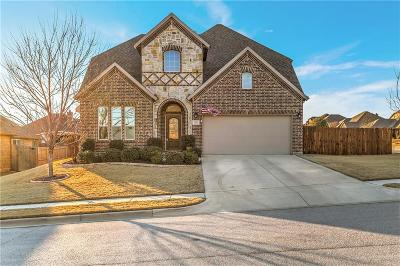 Weatherford Single Family Home For Sale: 1918 Lindentree Drive