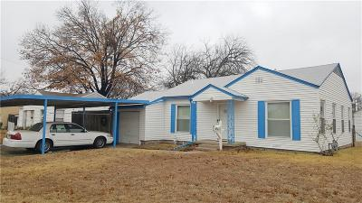 Garland Single Family Home Active Option Contract: 1429 Lakeside Drive