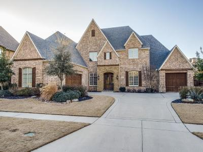 Frisco Single Family Home For Sale: 4083 Castle Bank Lane