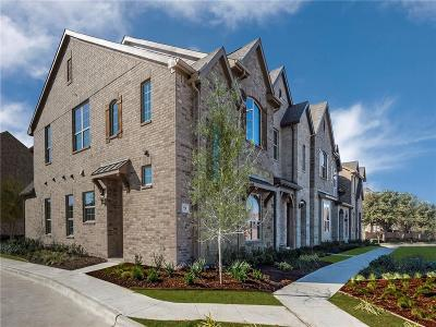 Richardson Townhouse For Sale: 520 Willingham Drive