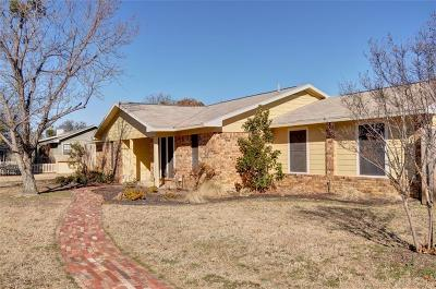 Keller Single Family Home For Sale: 1419 Woodlawn