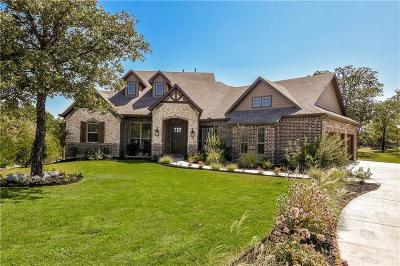 Argyle Single Family Home Active Kick Out: 6961 Hickory Hill Circle