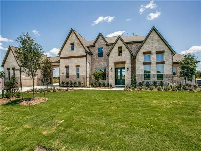 Lucas Single Family Home For Sale: 1221 Bellagio Court