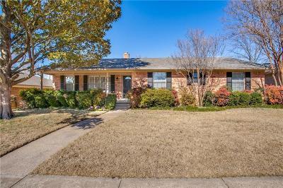 Dallas Single Family Home For Sale: 7627 Alto Caro Drive
