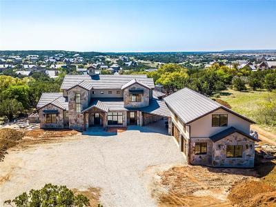 Graford Single Family Home For Sale: 1295 Keechi Trail